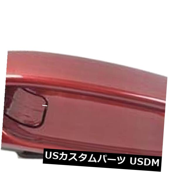 ドアノブ ドアハンドル 3K4サンファイアレッドパールトヨタツンドラセコイア用リア右アウトサイドドアハンドル Rear Right Outside Door Handle For 3K4 Sunfire Red Pearl Toyota Tundra Sequoia