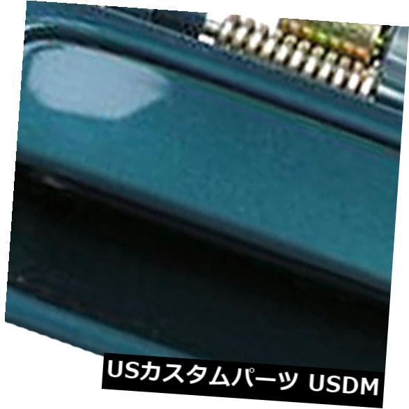 ドアノブ ドアハンドル 1997-2001トヨタカムリグリーンパール6P2用フロント右側アウトサイドドアハンドル Front Right Outside Door Handle For 1997-2001 Toyota Camry Green Pearl 6P2