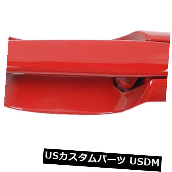 ドアノブ ドアハンドル 2000-2006マツダMPVクラシックレッドA3E用左外装ドアハンドル後部 Exterior Outside Door Handle Rear Left For 2000-2006 Mazda MPV Classic Red A3E