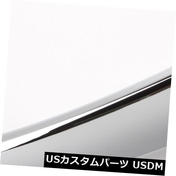 ドアノブ ドアハンドル 日産ムラーノローグインフィニティFX35 FX45新しいクロームリアエクステリアドアハンドル用 For Nissan Murano Rogue Infiniti FX35 FX45 New Chrome Rear Exterior Door Handle