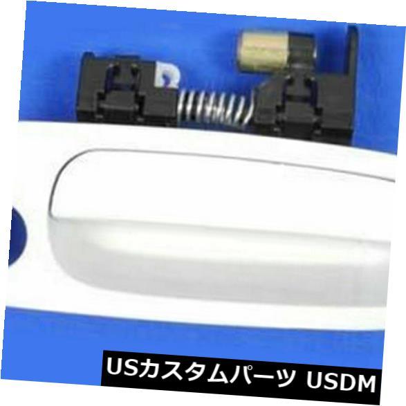 ドアノブ ドアハンドル 98-02シボレープライムホワイト040 B587用フロント右側アウトサイドハンドル Front Right Outside Door Handle For 98-02 Chevrolet Prizm White 040 B587
