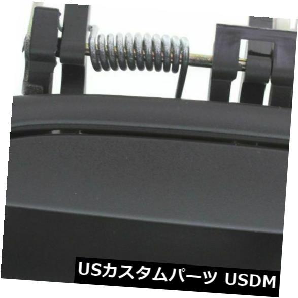 ドアノブ ドアハンドル フロントLHサイドエクステリアドアハンドルテクスチャード加工ブラックフィットレガシィアウトバックSU1310103 Front LH Side Exterior Door Handle Textured Black Fits Legacy Outback SU1310103