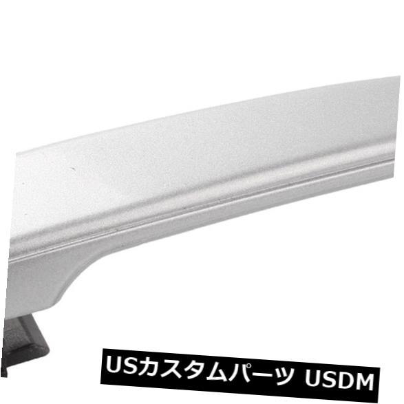 ドアノブ ドアハンドル 04-10シエナシルバーシャドーパール1D7用フロントL / Rアウトサイドドアハンドル付/鍵穴 Front L/R Outside Door Handle W/Keyhole For 04-10 Sienna Silver Shadow Pearl 1D7