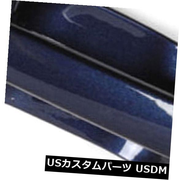 ドアノブ ドアハンドル 2000-2006マツダMPVミッドナイトブルー22Aの外側アウタードアハンドル後部右 Outside Outer Door Handle Rear Right For 2000-2006 Mazda MPV Midnight Blue 22A