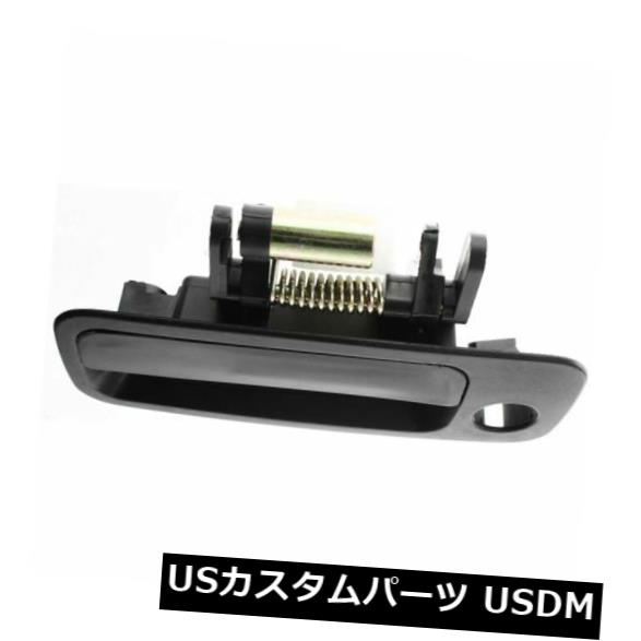 ドアノブ ドアハンドル ES300 97-01用、フロント、運転席側ドアハンドル、スムースブラック、プラスチック For ES300 97-01. Front. Driver Side Door Handle. Smooth Black. Plastic