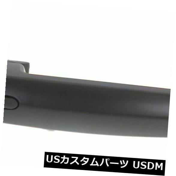 ドアノブ ドアハンドル 鍵穴のない外装ドアハンドルのない新しいフロントRHサイドプラスチックはスズキSX4にフィット New Front RH Side Plastic Without Keyhole Exterior Door Handle Fits Suzuki SX4