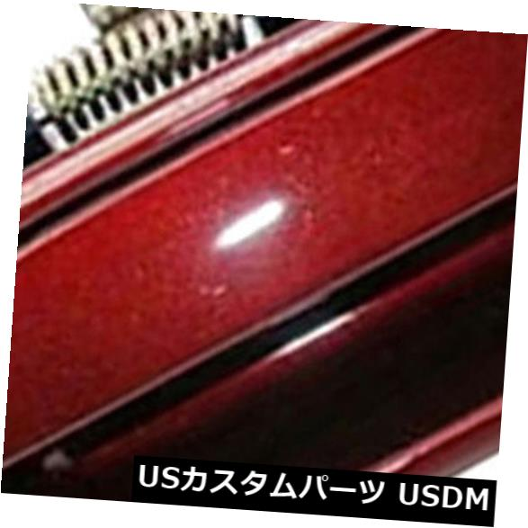 ドアノブ ドアハンドル トヨタカムリ1997-2001ブルゴーニュ3N6外ドアハンドル用リア右側 For Toyota Camry 1997-2001 Burgundy 3N6 Outside Outer Door Handle Rear Right