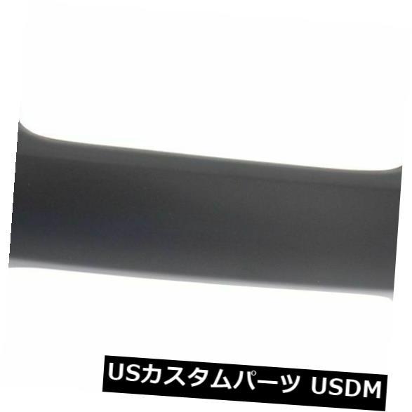 ドアノブ ドアハンドル 新しいフロントまたはリアRHまたはLHサイドの質感のあるブラックのエクステリアドアハンドルはツンドラにフィット New Front Or Rear RH Or LH Side Textured Black Exterior Door Handle Fits Tundra