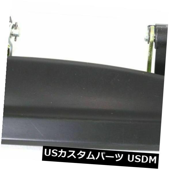 ドアノブ ドアハンドル 新しいリアRHサイドスムースブラックエクステリアドアハンドルフィットKia Rio KI 1521108 New Rear RH Side Smooth Black Exterior Door Handle Fits Kia Rio KI1521108