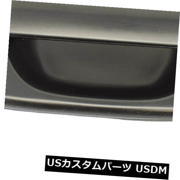 ドアノブ ドアハンドル ホンダオデッセイ03-04テクスチャブラックエクステリアアウトサイドドアハンドルリア右側用 For Honda Odyssey 03-04 Texture Black Exterior Outside Door Handle Rear Right