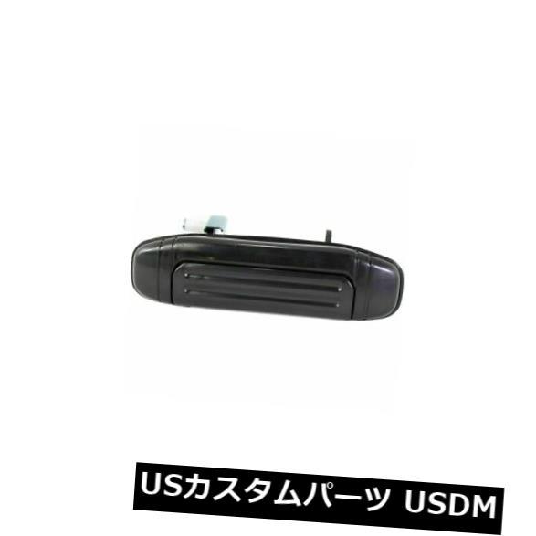 ドアノブ ドアハンドル 後部RHの側面のW / Oの鍵穴の外部ドアのハンドルは三菱Montero MI1521101に合います Rear RH Side W/O Keyhole Exterior Door Handle Fits Mitsubishi Montero MI1521101