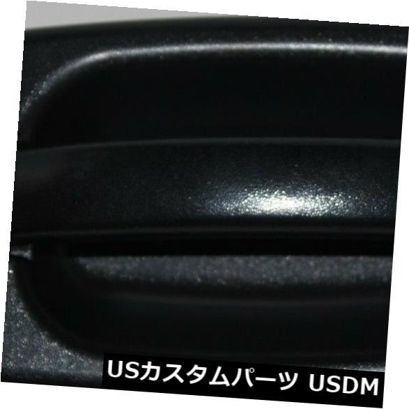 ドアノブ ドアハンドル 後部右側の外装ドアの取っ手付きシェブ拡張CAB 1999-2007テクスチャード加工 REAR RIGHT OUTSIDE EXTERIOR DOOR HANDLE CHEVY EXTENDED CAB 1999-2007 TEXTURED