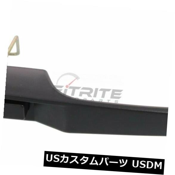 ドアノブ ドアハンドル 1999-2003年のDODGE RAM 1500 VAN CH1311156のための新しい前部右外装ドアハンドル NEW FRONT RIGHT EXTERIOR DOOR HANDLE FOR 1999-2003 DODGE RAM 1500 VAN CH1311156