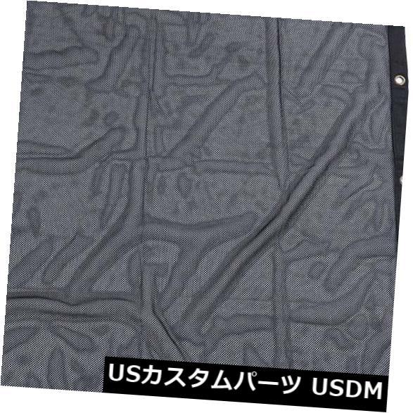メッシュトップカバー 1997-2006ジープラングラーTJのための完全な上の日曜日の陰カバーUV保護黒い網 Full Top Sun Shade Cover UV Protection Black Mesh For 1997-2006 Jeep Wrangle TJ