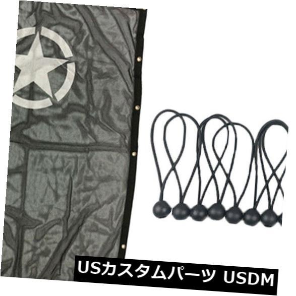 メッシュトップカバー ジープラングラーJK 2/4ドア用ビキニサンシェードUV保護メッシュトップカバー Bikini Sunshade UV Protection Mesh Top Covers for Jeep Wrangler JK 2/4 Door
