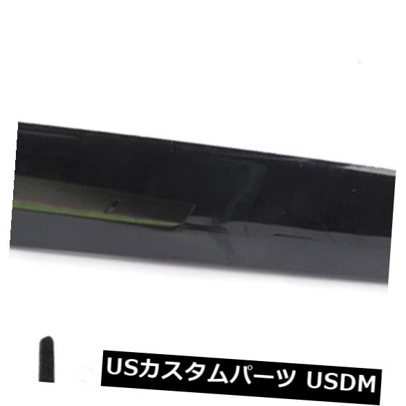 04-05-06 For Scion xB Black New Liftgate Trunk Hatch Handle Lid Garnish