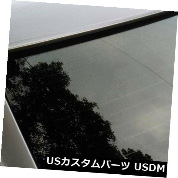 ルーフスポイラー 2006-2013シボレーインパラリアウィンドウルーフスポイラーの塗装シルバーカラー Painted Silver Color For 2006-2013 Chevrolet Impala-Rear Window Roof Spoiler