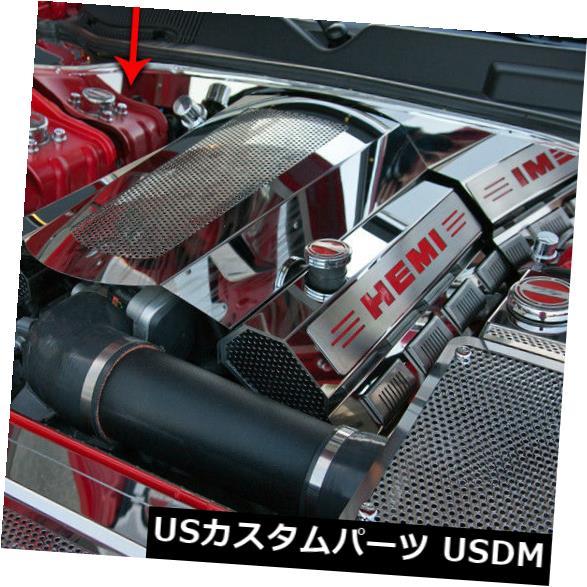 USメッキパーツ アメリカ車クラフト153049のチャレンジャー洗練されたファイアウォール Challenger Polished Firewall For American Car Craft 153049