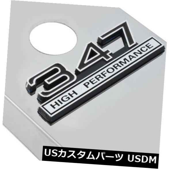 USメッキパーツ 1997-2004 C5コルベットポリッシュヒューズボックスカバーブラック347高性能エンブレム 1997-2004 C5 Corvette Polished Fuse Box Cover Black 347 High Performance Emblem