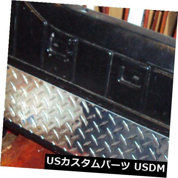 USメッキパーツ ジープポリッシュドダイヤモンドプレートYJラングラー87-95インテリアインナードアガードカバー JEEP POLISHED DIAMOND PLATE YJ WRANGLER 87-95 INTERIOR INNER DOOR GUARDS COVERS