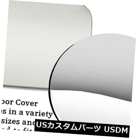 USメッキパーツ QAA GC49935ポリッシュステンレススチール製ガスキャップカバー1個 QAA GC49935 Polished Stainless Steel Gas Cap Cover 1 Pc