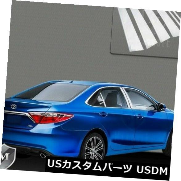 USメッキパーツ MPP-925ポリッシュドステンレススチールピラーポスト6 PCマーキーオート MPP-925 Polished Stainless Steel Pillar Posts 6 Pcs Marquee Auto
