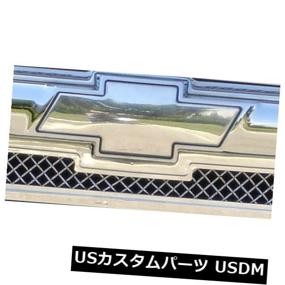 USメッキパーツ T-Rex 19040ビレットボルトオンボウタイエンブレムポリッシュドアルミニウム T-Rex 19040 Billet Bolt-On Bowtie Emblem Polished Aluminum