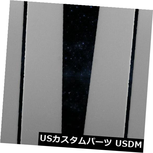 USメッキパーツ 1999-16年のスーパーデューティExt / Crewキャブ用の自動反射研磨柱ポストカバー Auto Reflections Polished Pillar Post Covers for 1999-16 Super Duty Ext/Crew Cab
