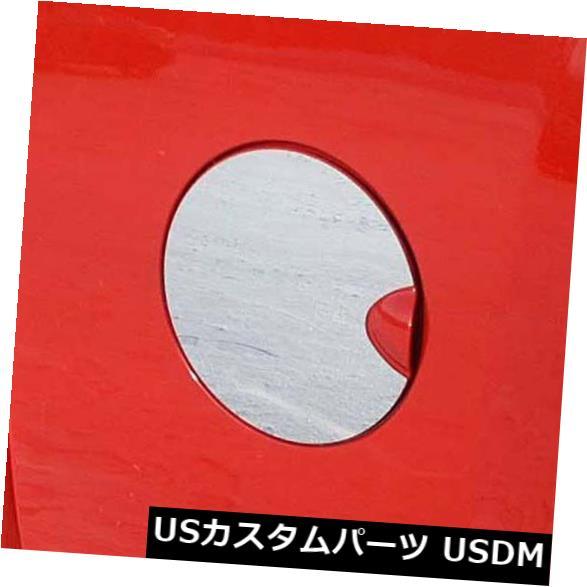 USメッキパーツ QAA GC47181ポリッシュステンレススチールガスキャップカバートリム1個 QAA GC47181 Polished Stainless Steel Gas Cap Cover Trim 1 Pc