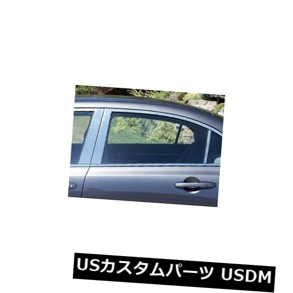 車用品 バイク用品 >> パーツ 外装 高級 エアロパーツ その他 USメッキパーツ ホンダシビック2001-06 6pcに適合 磨かれたステンレス鋼の柱 Fits 6pc. Honda Polished Post 2001 06 Pillar The Civic 早割クーポン - Steel Stainless
