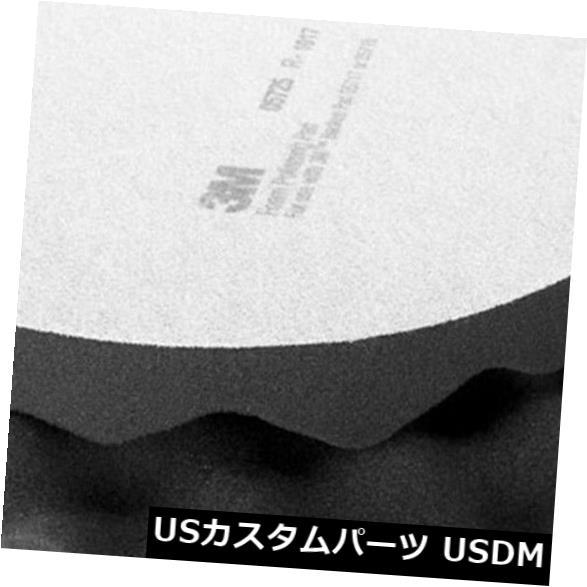 USメッキパーツ Polishing Pad Buffing Pad 2PCS 8Inch For Compound Cutting & Polishing Car