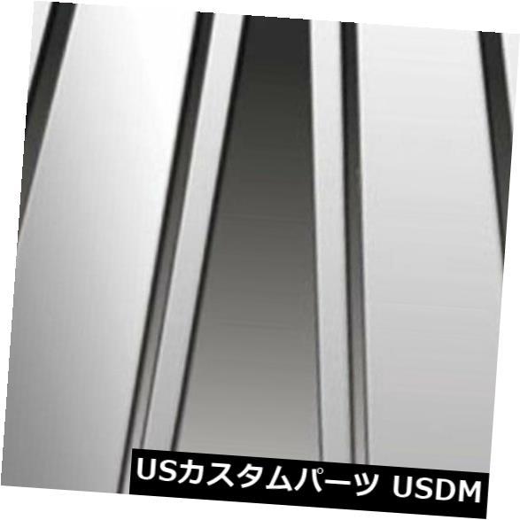 USメッキパーツ 2011-2013クライスラー300 / 300CのプレミアムFX 6個研磨柱ポストカバー Premium FX 6pc Polished Pillar Post Covers for 2011-2013 Chrysler 300/300C