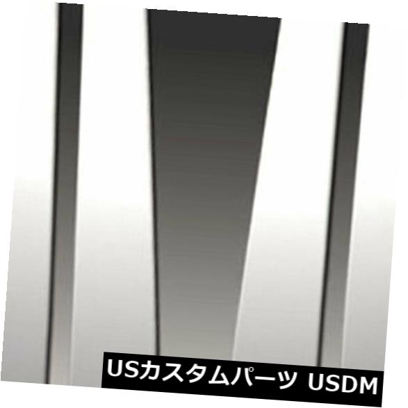 USメッキパーツ 2010-2013アウディS4の柱ポストカバー[6pc研磨済み]プレミアムFX Pillar Post Covers for 2010-2013 Audi S4 [6pc Polished] Premium FX