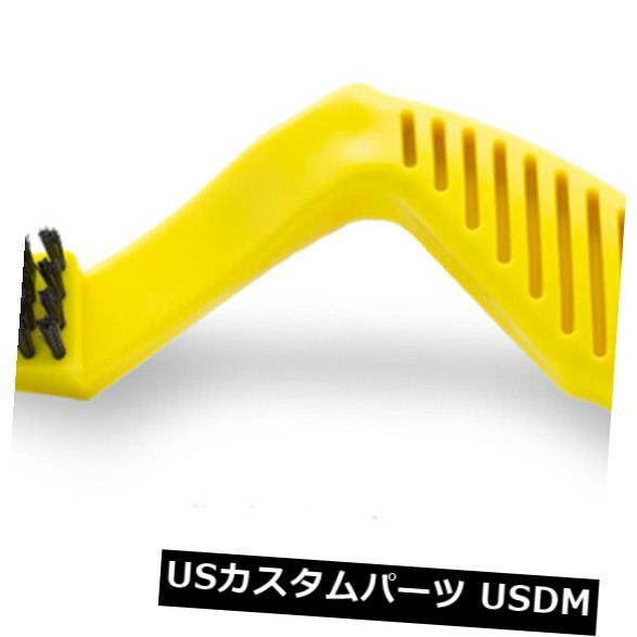 USメッキパーツ バフ研磨パッド研磨スポンジ研磨パッドをクリーニングするための90度曲げブラシツール 90 Degree Bent Brush Tool for Cleaning Buffing Pad Polishing Sponge Polisher Pad