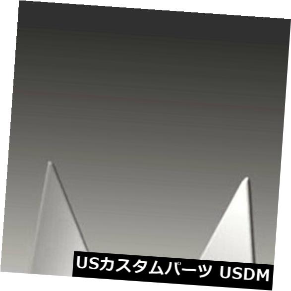 USメッキパーツ 2006-2008アウディA4の柱ポストカバー[4pc研磨済み]プレミアムFX Pillar Post Covers for 2006-2008 Audi A4 [4pc Polished] Premium FX