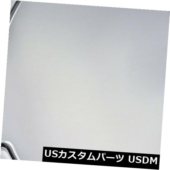 USメッキパーツ すべての販売6041Pレーススタイルビレット燃料ドア All Sales 6041P Race Style Billet Fuel Door