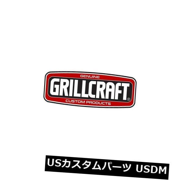 USメッキパーツ CHE1525SW洗練されたステンレスメッシュ上部グリルインサートは16-18シルバラード1500に適合 CHE1525SW Polished Stainless Mesh Upper Grille Insert Fits 16-18 Silverado 1500