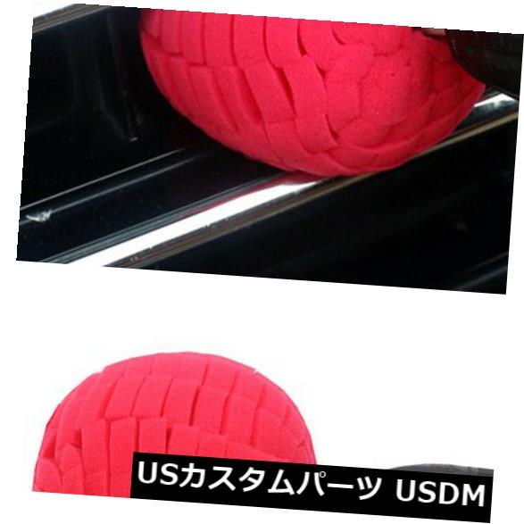 USメッキパーツ 1?自動車研磨用のスポンジバフ研磨ボール仕上げバフ研磨パッド 1× Sponge Buffing Ball Finishing Buff Polishing Pads Universal For Car Polishing