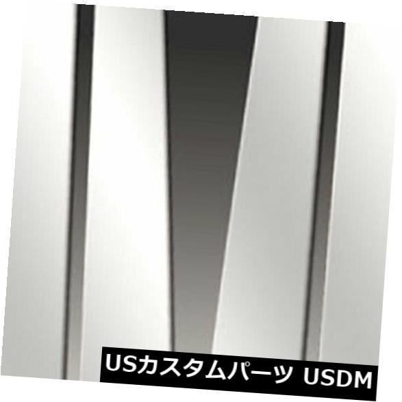USメッキパーツ 2011-2013 BMW X6シリーズE71の柱ポストカバー[8pc研磨済み]プレミアムFX Pillar Post Covers for 2011-2013 BMW X6 Series E71 [8pc Polished] Premium FX