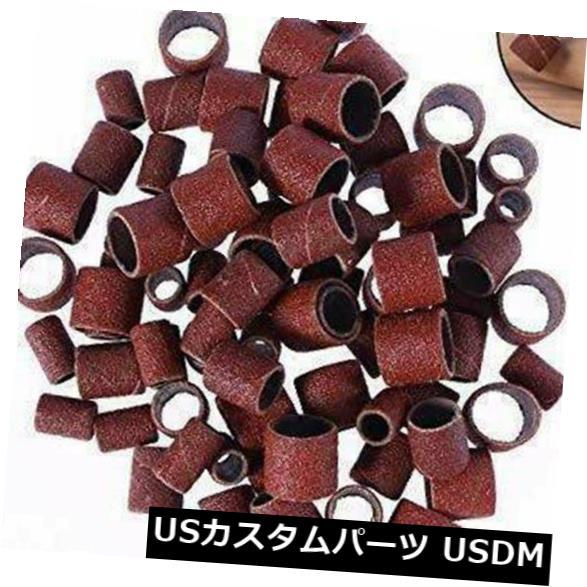 USメッキパーツ 102ピース3/8インチ研磨サンディングポーランドビットバンドスリーブ回転木工ツール 102pcs 3/8 inch Grinding Sanding Polish Bits Band Sleeve Rotary carpentry tool