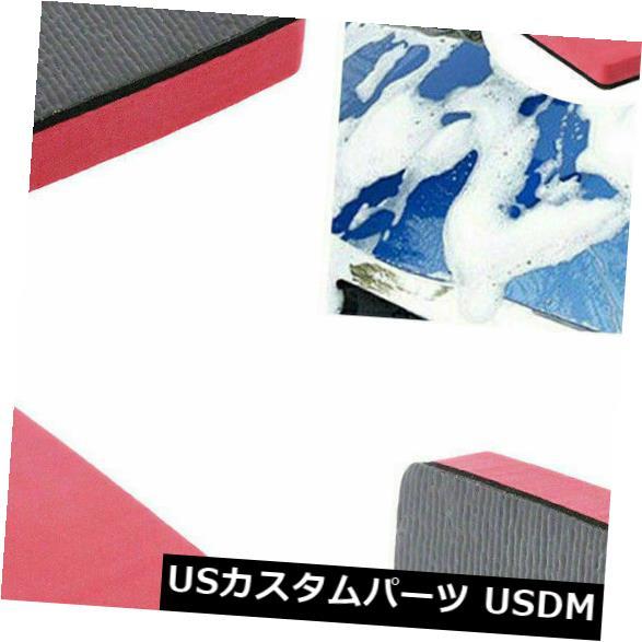 USメッキパーツ 便利な車のマジッククレイパッドスポンジブロッククリーナークリーニング消しゴムワックスポリッシュツール Useful Car Magic Clay Pad Sponge Block Cleaner Cleaning Eraser Wax Polish Tool