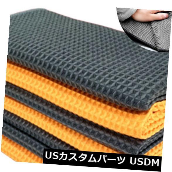 USメッキパーツ 1個の新しいマイクロファイバータオルソフトカーケアクリーニングウォッシュクリーンワックス研磨布 1Pc New Microfiber Towel Soft Car Care Cleaning Wash Clean Wax Polishing Cloth