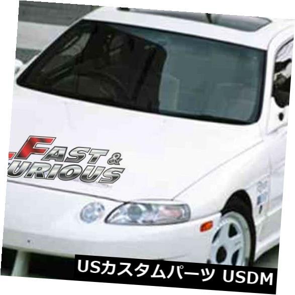 アイライン LEXUS 91-00 SC300 SC400 SOARERヘッドライトEYEBROWS EYELIDS 1ペア用 FOR LEXUS 91-00 SC300 SC400 SOARER HEADLIGHTS EYEBROWS EYELIDS 1 pair