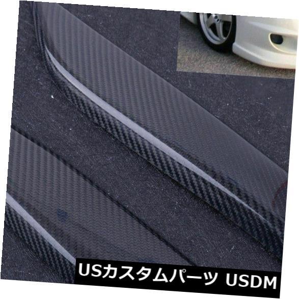 アイライン 日産350Z 03-09用2xカーボンファイバーヘッドライトランプ眉毛まぶたカバートリム 2x Carbon Fiber Head Light Lamp Eyebrow Eyelid Cover Trim For Nissan 350Z 03-09