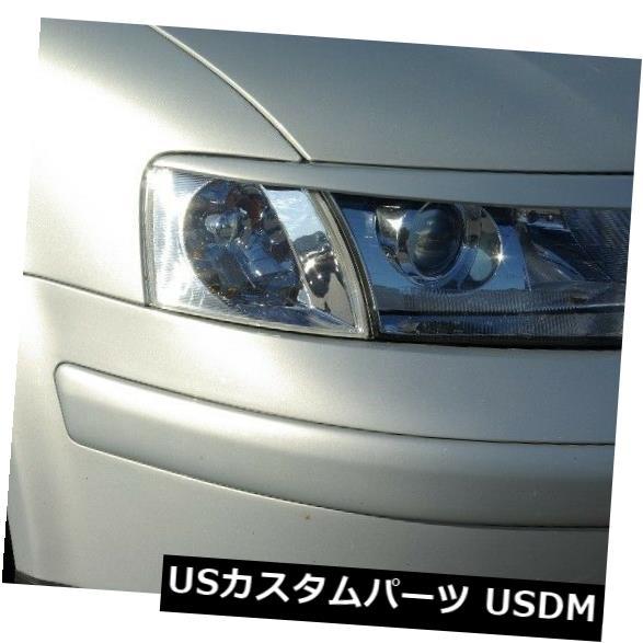 アイライン まぶた眉毛フロントヘッドライトライト眉ABS for VW PASSAT 1998-2001 B5 Eyelids eyebrows FRONT headlight light brows ABS for VW PASSAT 1998 - 2001 B5
