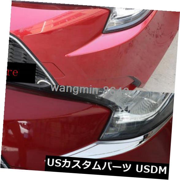 アイライン 2020トヨタカローラの新しいABSクロムフロントヘッドライト眉毛まぶたトリム New ABS Chrome Front Headlight Eyebrows Eyelid trim For 2020 Toyota Corolla