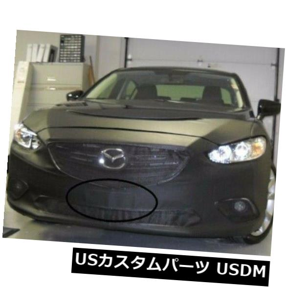 新品 LeBra for MAZDA 6 2014-2017 Front End Cover Mazda Hood Car Mask Bra 551484-01 LeBra fpr MAZDA 6 2014-2017 Front End Cover Mazda Hood Car Mask Bra 551484-01