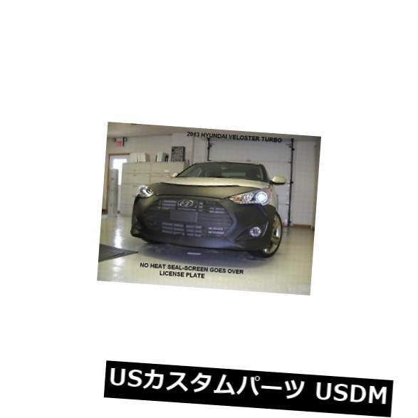 新品 Lebraフロントエンドマスクカバーブラジャーは2013 2014 2015 2016ヒュンダイベロスターターボに適合 Lebra Front End Mask Cover Bra Fits 2013 2014 2015 2016 Hyundai Veloster Turbo