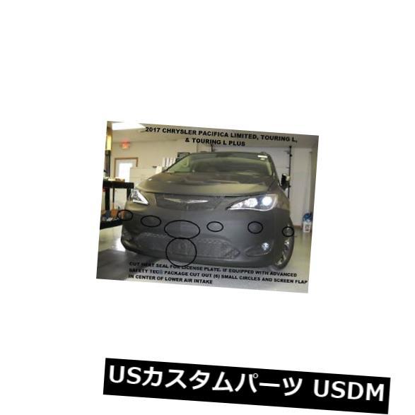 新品 Lebra Front End Mask Cover Bra Fits 17-19 Chrysler Pacifica Limited & Touring L