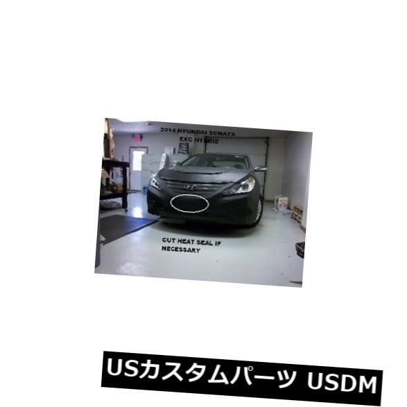 新品 レブラフロントエンドマスクカバーブラジャーフィット2014 14ヒュンダイソナタ Lebra Front End Mask Cover Bra Fits 2014 14 Hyundai Sonata